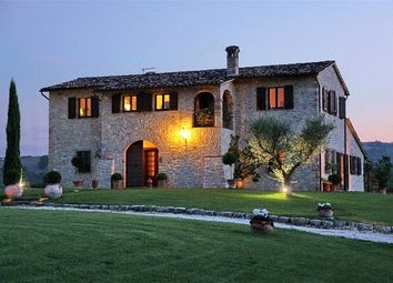 Thumbnail 4 bed property for sale in Country Villa, Todi, Umbria