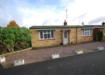 Thumbnail 2 bed detached bungalow for sale in Wygate Road, Spalding