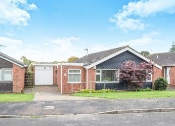 Thumbnail 3 bed detached bungalow for sale in Giffard Way, Warwick