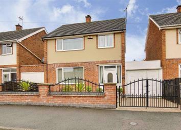 3 bed detached house for sale in Ascot Drive, Hucknall, Nottinghamshire NG15