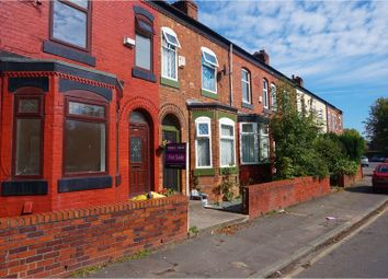 Thumbnail 4 bedroom terraced house for sale in Barlow Road, Manchester