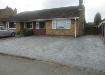 Thumbnail 2 bed semi-detached bungalow to rent in Ash Green Lane, Ash Green, Coventry