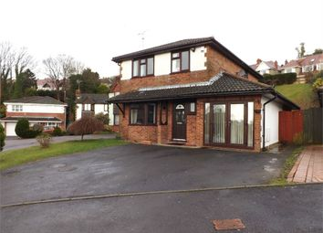 Thumbnail 4 bedroom detached house for sale in Newnham Crescent, Sketty, Swansea, West Glamorgan