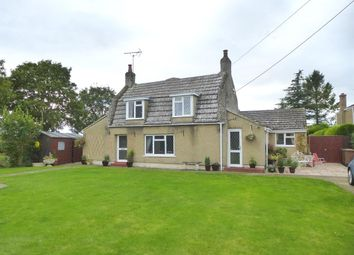 Thumbnail 3 bed detached house for sale in West End, Gorefield, Wisbech