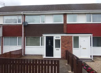 Thumbnail 3 bedroom terraced house for sale in Grebe Close, Blyth