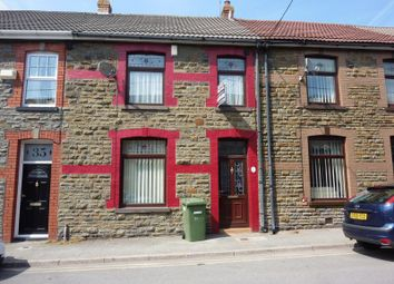 Thumbnail 3 bed terraced house to rent in 37 Pretoria Road, Tonyrefail