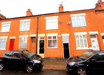 Thumbnail 2 bed terraced house for sale in Leeson Street, Leicester