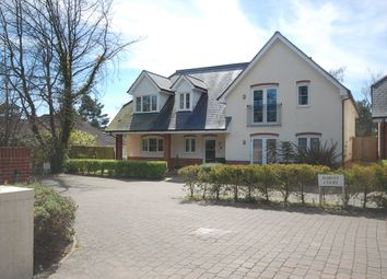 Thumbnail 2 bed flat to rent in Harvey Court, 333 New Road, Ferndown