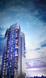 Thumbnail 1 bed property for sale in The Tower, X1 The Quarter, Sefton Street, Liverpool