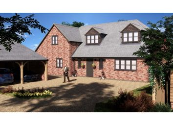 4 bed detached house for sale in Sarnau, Llanymynech SY22