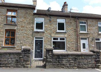 Thumbnail 2 bed terraced house for sale in Islwyn Street, Abercarn, Newport