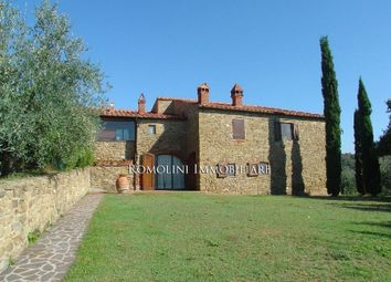 Thumbnail 5 bed country house for sale in Arezzo, Tuscany, Italy