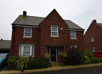 Thumbnail 4 bed detached house to rent in Little Field, Marston Moretaine, Bedford