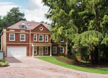 "Thumbnail 6 bed detached house for sale in ""Pinewood House"" at London Road, Sunningdale, Ascot"