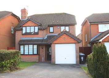Thumbnail 4 bed detached house to rent in Caister Close, Hemel Hempstead