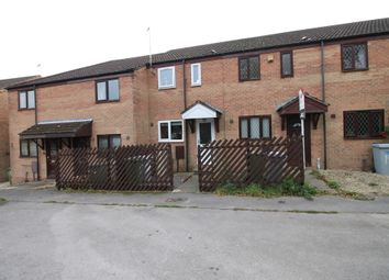 Thumbnail 2 bed terraced house for sale in Bevan Close, Rainworth, Mansfield
