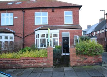 Thumbnail 3 bed semi-detached house for sale in Dene Road, Tynemouth, North Shields