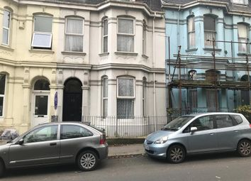 Thumbnail 1 bed flat to rent in Mount Gould Road, Plymouth