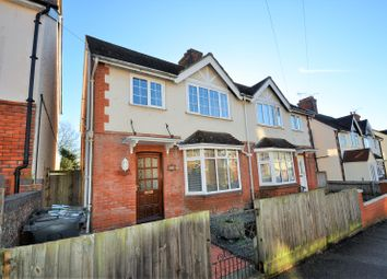 Thumbnail 3 bed semi-detached house to rent in Western Avenue, Ashford, Kent