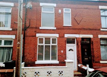 Thumbnail 2 bed terraced house to rent in Richard Street, Crewe, Cheshire