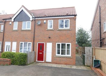 Thumbnail 2 bed terraced house to rent in Foss Court, York, North Yorkshire