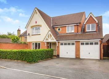Thumbnail 5 bed detached house for sale in Shaw Close, Mangotsfield, Bristol