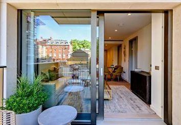 Thumbnail 1 bed flat to rent in Garrett Mansions, 287 Edgware Road, Paddington, London