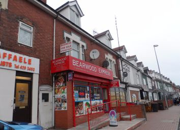 Thumbnail 2 bed flat to rent in Bearwood Road, Smethwick