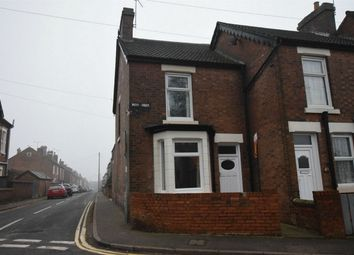Thumbnail 2 bed end terrace house to rent in George Street, Riddings, Alfreton, Derbyshire