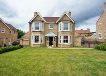 Thumbnail 4 bedroom detached house for sale in Franklin Place, Hitchin
