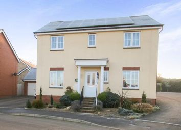 Thumbnail 4 bed detached house for sale in Bishops Hull, Taunton, Somerset