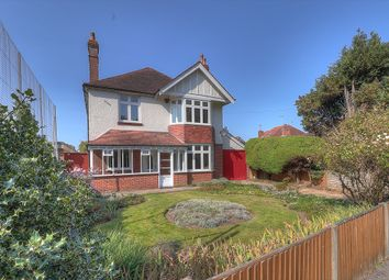 Thumbnail 4 bed detached house for sale in Hill Lane, Southampton