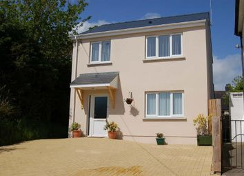 Thumbnail 3 bed detached house for sale in The Ridgeway, Saundersfoot