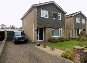 Thumbnail 3 bedroom detached house for sale in Ashdown, Fawley