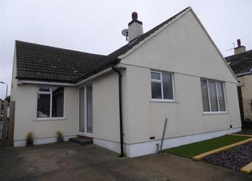 Thumbnail 2 bed detached bungalow for sale in Albany Road, Peel, Isle Of Man