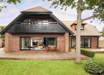 Thumbnail 3 bed detached house for sale in Mengham Lane, Hayling Island