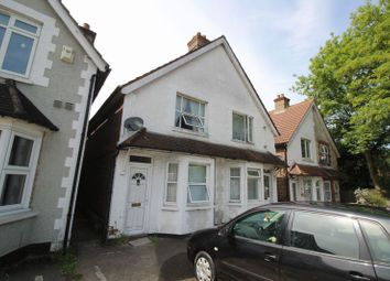 Thumbnail 2 bed semi-detached house for sale in London Road, Crawley