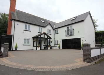Thumbnail 5 bed detached house for sale in Carriage Close, Hale Village, Liverpool