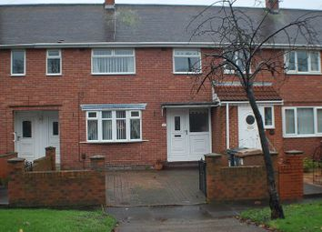 Thumbnail 3 bed terraced house to rent in Churchill Street, Wallsend