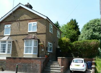 Thumbnail 2 bed semi-detached house for sale in Station Road, Loudwater, High Wycombe