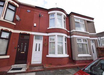 Thumbnail 2 bedroom terraced house for sale in Oakbank Street, Wallasey, Merseyside