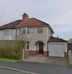 Thumbnail 3 bed semi-detached house to rent in Leyland Road, Harrogate