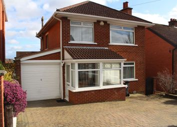Thumbnail 3 bedroom detached house to rent in Mount Regan Avenue, Dundonald, Belfast