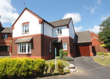 Thumbnail 4 bed detached house for sale in Martins Road, Caerwent, Caldicot
