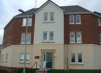 Thumbnail 2 bedroom flat to rent in Erw Hir, Bridgend