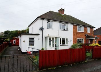 Thumbnail 3 bed semi-detached house for sale in Highland Road, Chartham