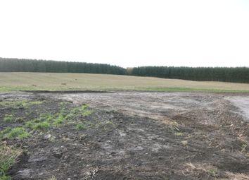 Land for sale in Plot 1 Minduff, Drybridge, Buckie AB56