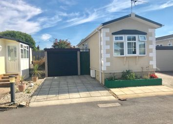 Thumbnail 1 bed mobile/park home for sale in Lydhurst Road, Highcliffe