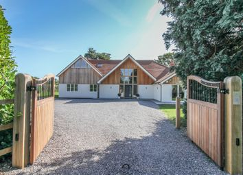 Tangley, Andover, Hampshire SP11. 5 bed detached house for sale