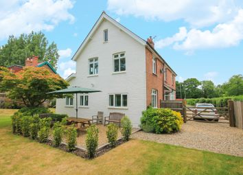 Thumbnail 4 bed detached house for sale in Town Hill, Lingfield
